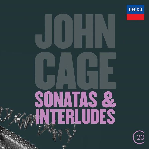 Cage Sonatas and interludes decca 600